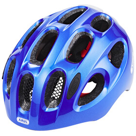 ABUS Youn-I Bike Helmet Children blue